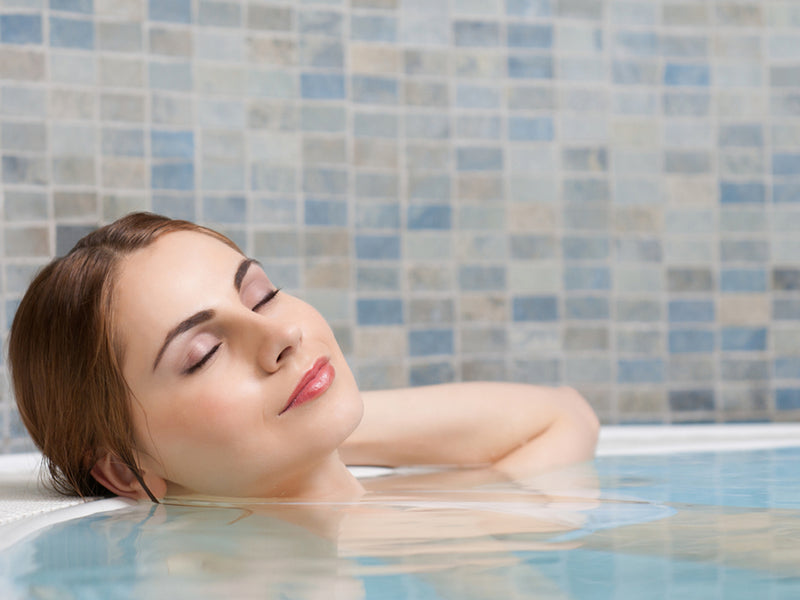 How Does a Hot Tub Relieve Stress and Headache Pain?