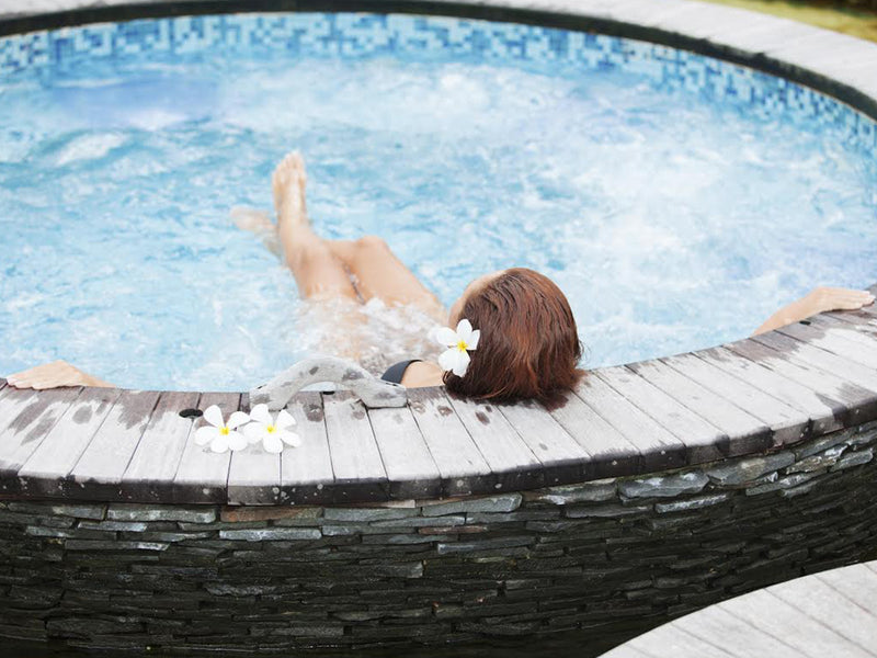 Benefits of a Hot Tub Spa
