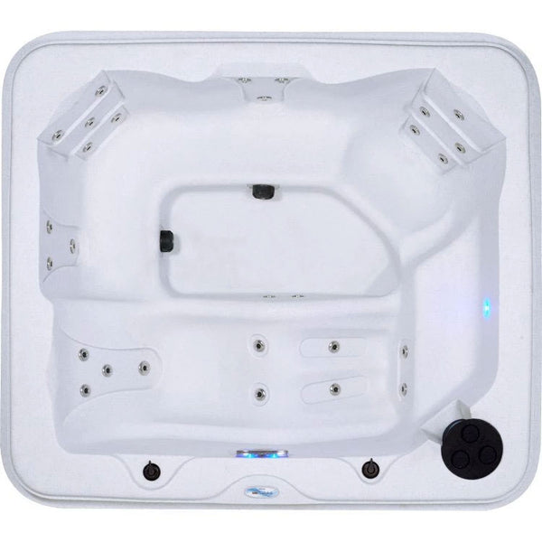 LifeCast Marina: 5-Person 28-Jet Lounger Spa
