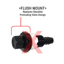 Exterior Spa Drain Valve - Flush Mount