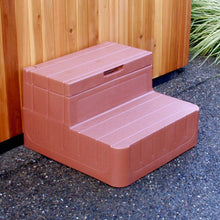 Centurion Spa Storage Steps