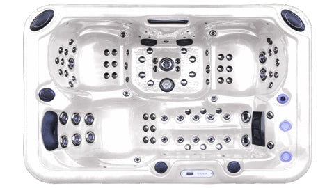 TROPIC SPA HURRICANE 3 PERSON SPA V-081