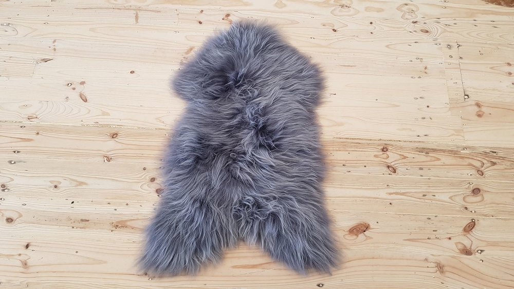 Icelandic Sheepskin  |  Grey