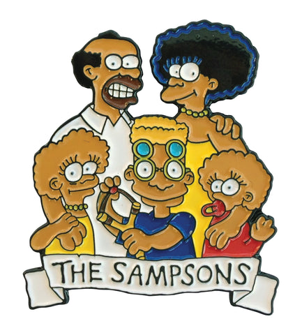 THE SAMPSONS