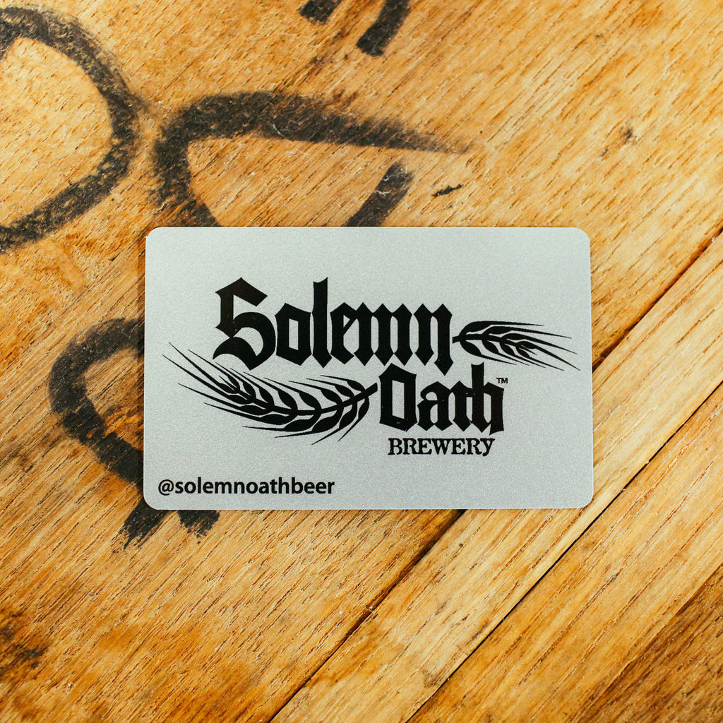Cool Shit | Solemn Oath Brewery - Shop