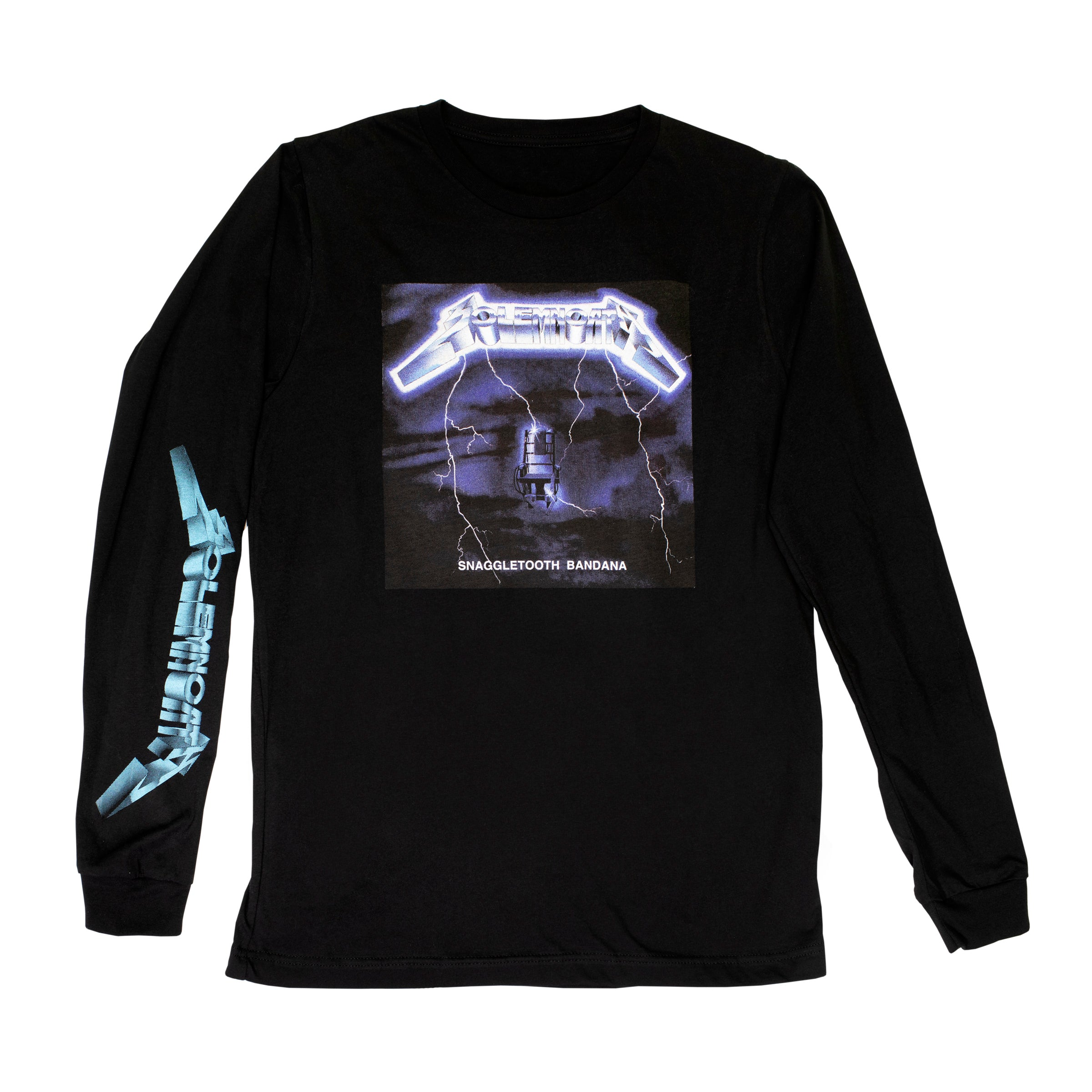 Lightning Album Long Sleeve Tee