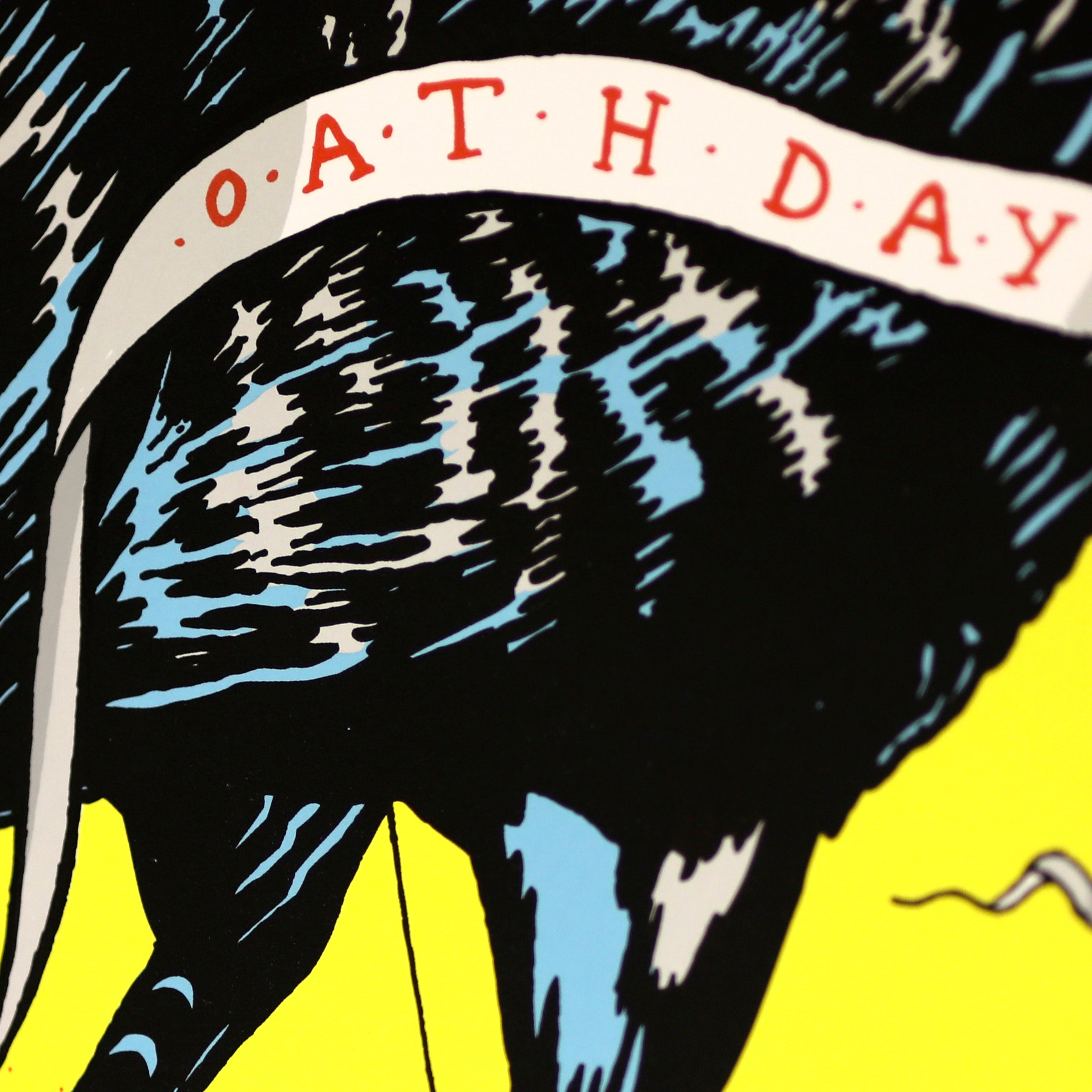 Oath Day Six Poster