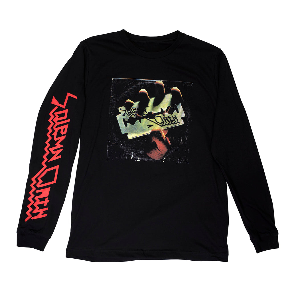 Razor Album Long Sleeve Tee