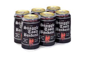 Snaggletooth Bandana case (24 cans)