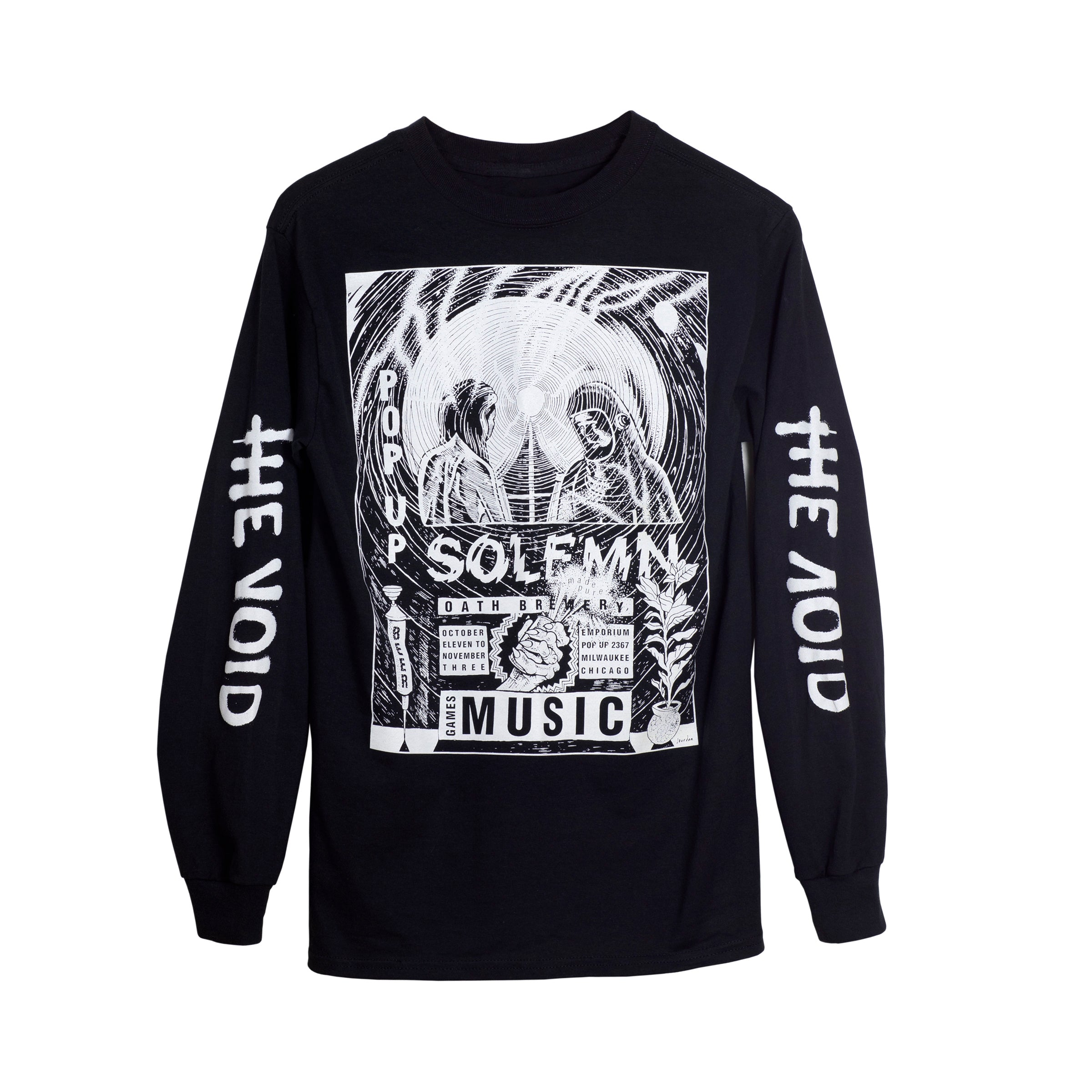 The Void Long Sleeve Tee