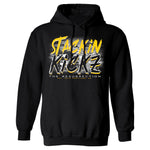 Black/Yellow Ressurection Hoody