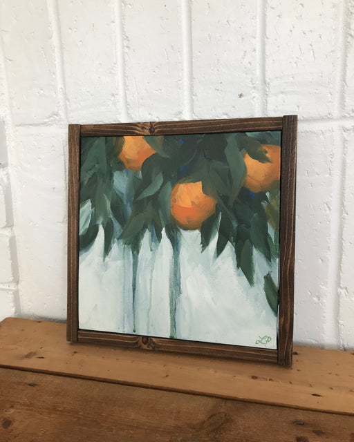 Oranges and Drips