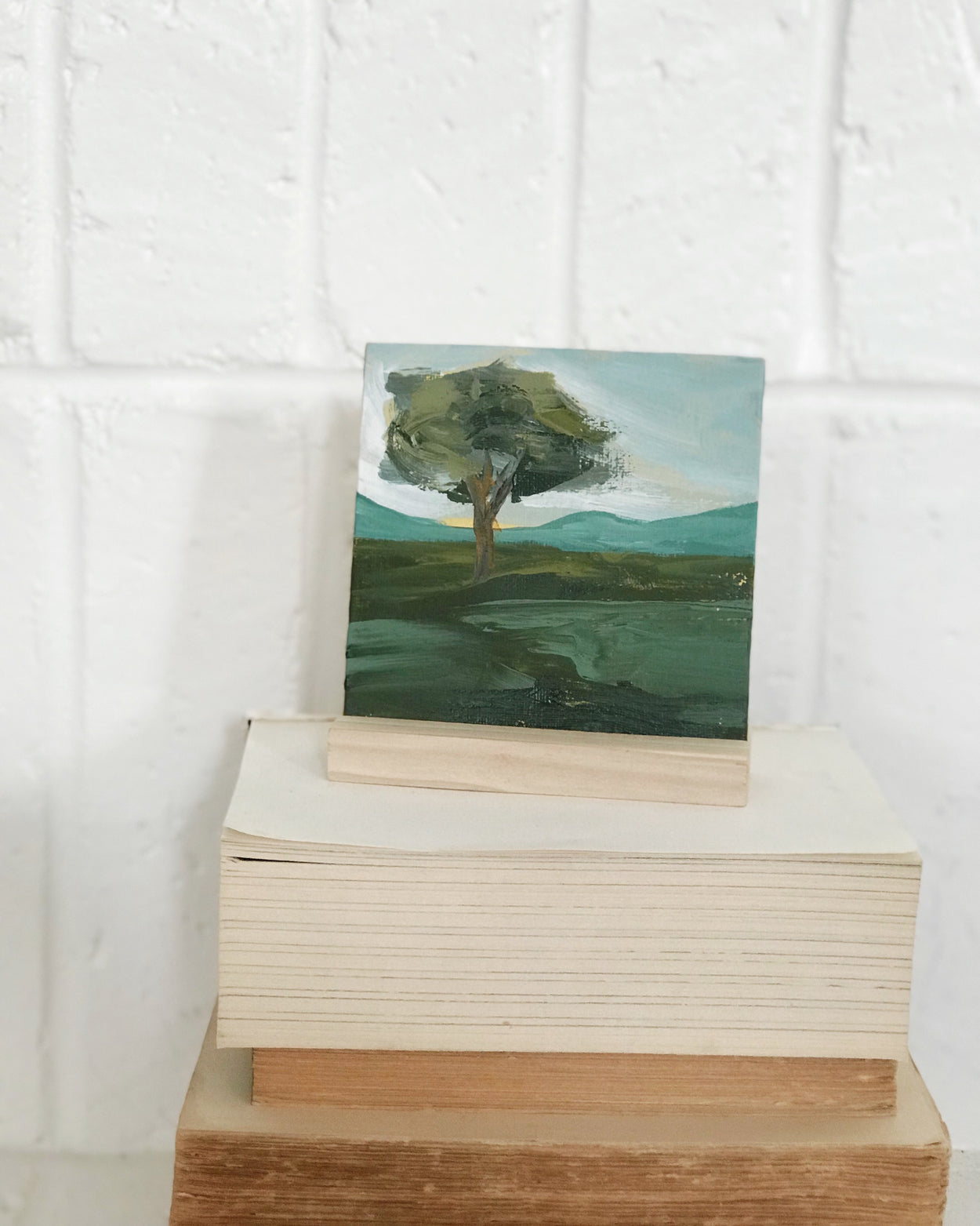 Landscape Shelf Squares