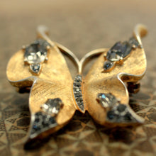 Circa 1950 Crown Trifari Butterfly Pin