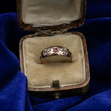 Ruby and Pearl Band, 1901