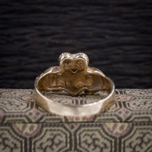 Vintage Claddagh Ring