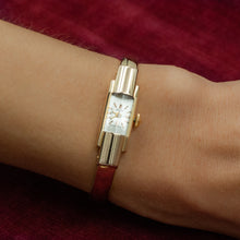 Gold Bangle Watch c1960