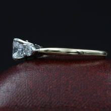 Colorless VVS Oval Cut Diamond Ring