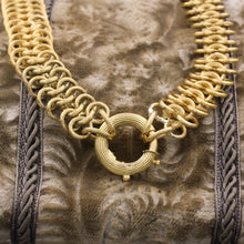 Victorian Vertebrae Choker or Watch Chain