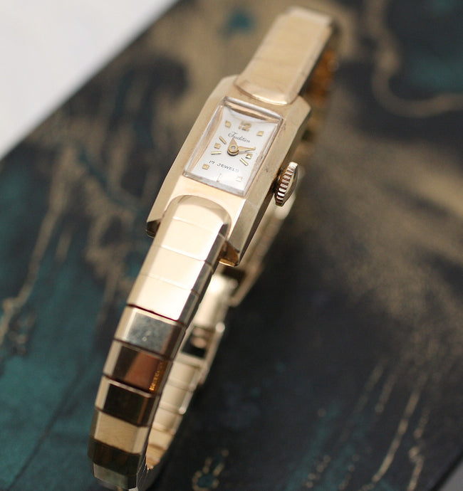 Circa 1950 14K Ladies Watch