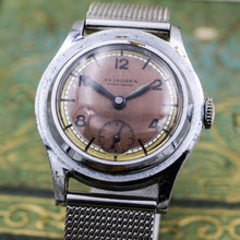 Rare 1944-45 Seikosha Double Case Watch