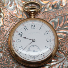 Circa 1909 14K Pocket Watch