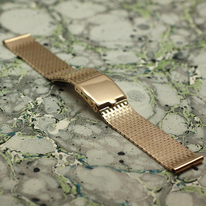 Circa 1960 14K Tiffany&Co. Watch Strap