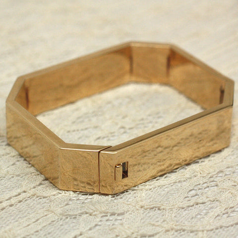 Circa 1970 Puig Doria 18K Bangle