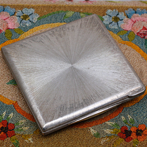Gucci Sterling Compact
