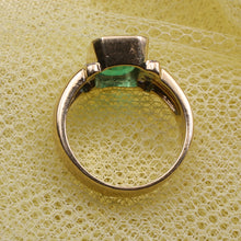 Fine Colombian Emerald Ring by H.Stern