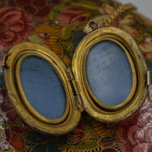 c1900 Rolled Gold Locket