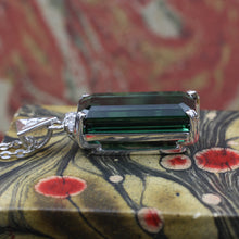 Green Tourmaline Pendant by H. Stern