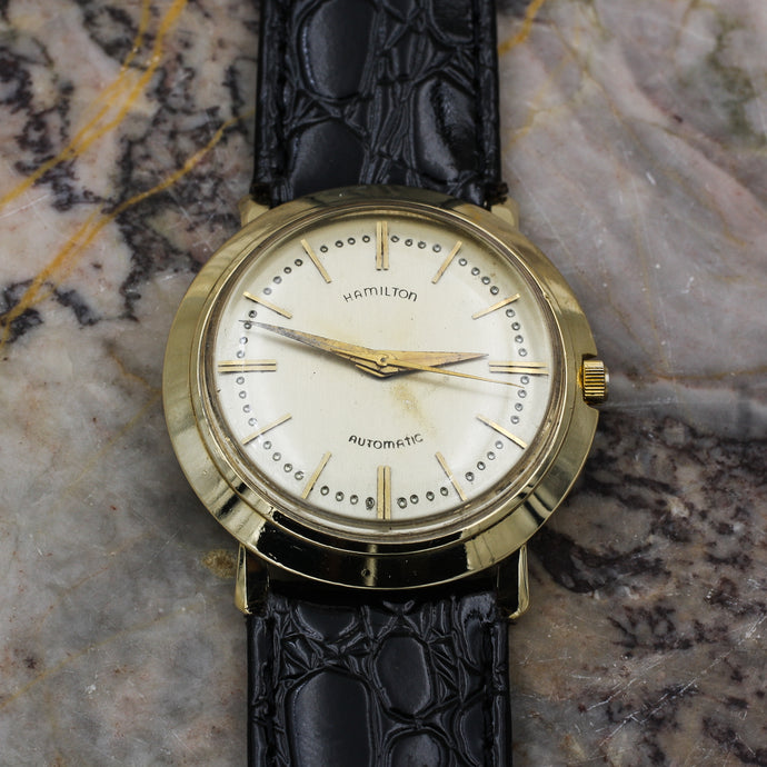 1956 14k Hamilton Automatic Watch