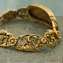 Louis Armand Rault for Boucheron Music Bracelet c1900