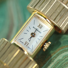 Mid Century Bucherer Pendant Watch
