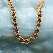 Victorian Double Cable Link Chain