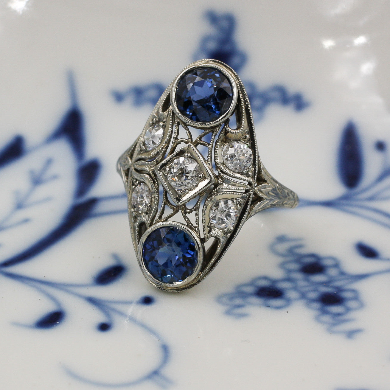 ring burmese img pippin diamond sapphire and products dinner jewelry vintage