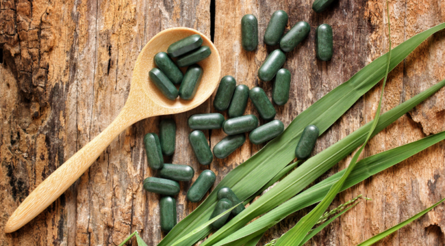 Why Chlorophyll is a Major Contributor in Reducing Anxiety [The Earth Diet]