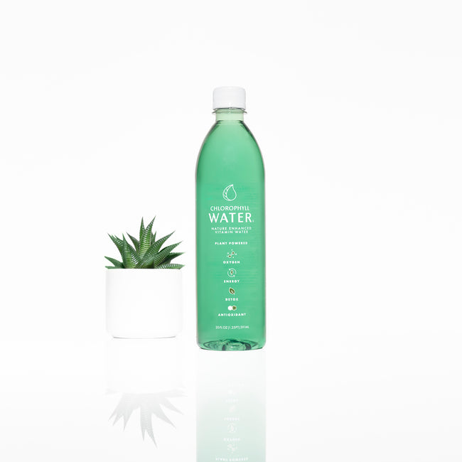 Chlorophyll Water Goes Biodegradable, Partners with One Tree Planted [WholeFoods Magazine]