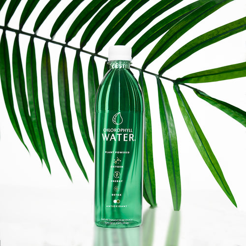 Can Chlorophyll Water Boost Your Energy? [You Beauty]