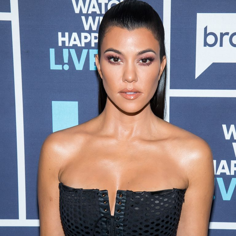 Kourtney Kardashian Adds Chlorophyll to Her Water—But Does It Really Do Anything? [Prevention]