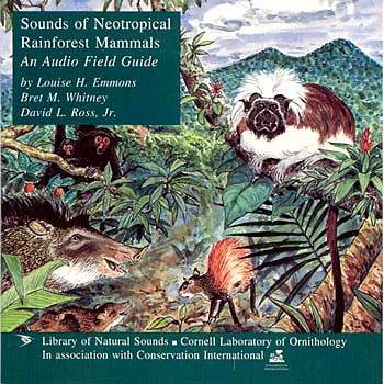 Sounds of Neotropical Rainforest Mammals
