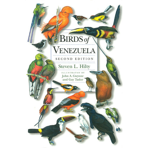 Birds of Venezuela (Second Edition)