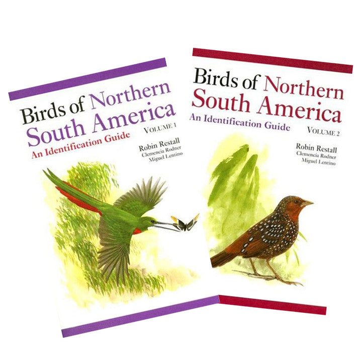 Birds of Northern South America Set