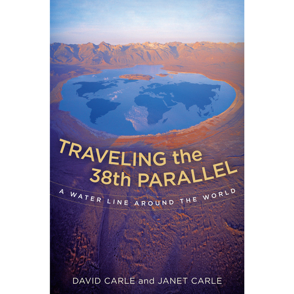 Traveling the 38th Parallel: A Water Line around the World