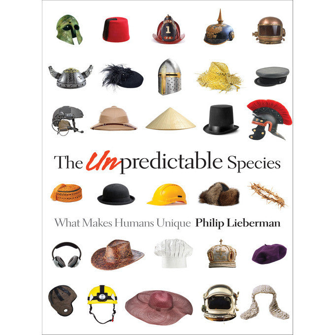 The Unpredictable Species: What Makes Humans Unique