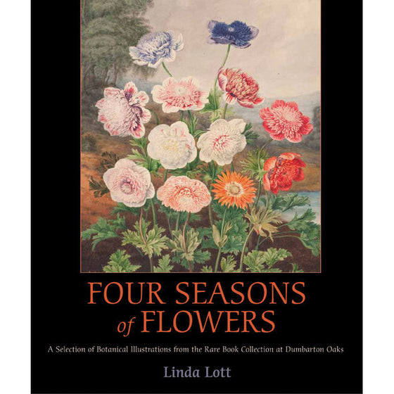 Four Seasons of Flowers: A Selection of Botanical Illustrations from the Rare Book Collection at Dumbarton Oaks
