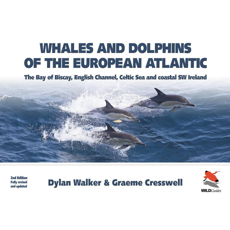 Whales and Dolphins of the European Atlantic: The Bay of Biscay, English Channel, Celtic Sea, and Coastal Southwest Ireland