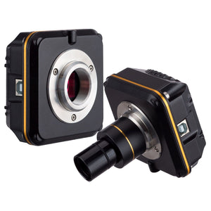 USB 2.0 Digital Cameras for Amscope C-Mount Microscopes with Reduction Lenses