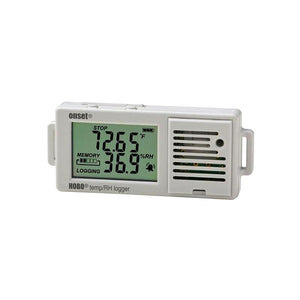 Onset Data Logger HOBO Temperature and Relative Humidity UX100